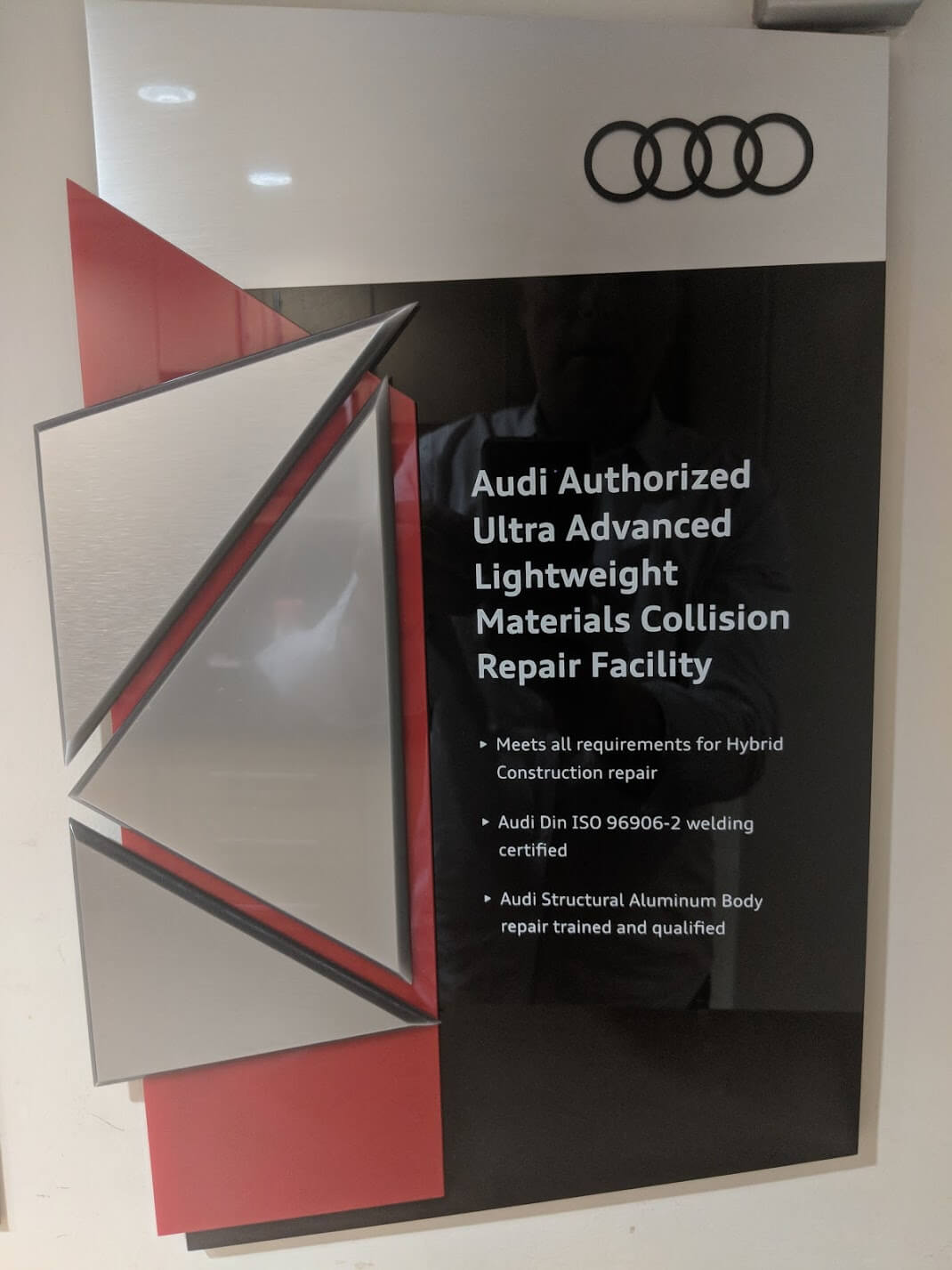 Audi-Auto-Body-Certification