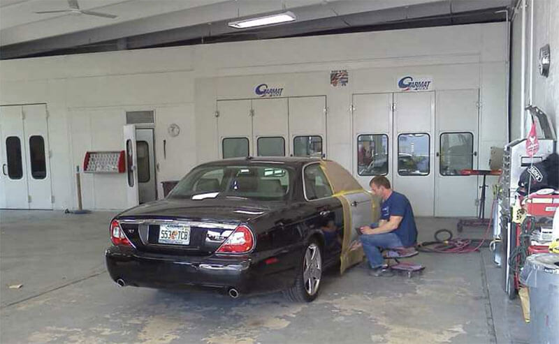 Jaguar-Auto-Body-Repair
